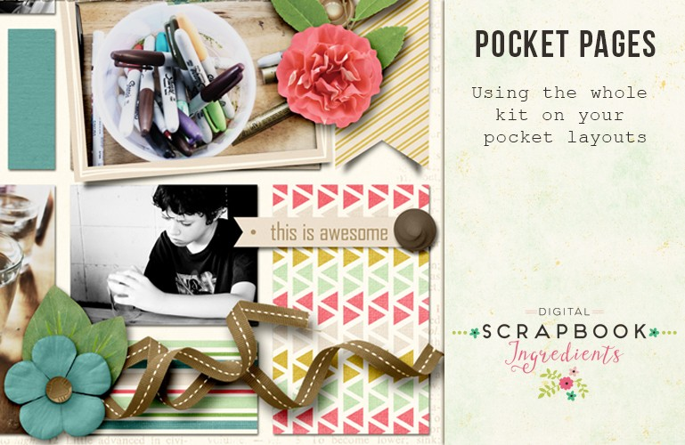Pocket: Whole Kit