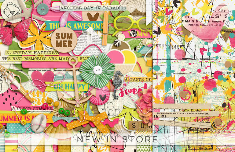 New in store: A Taste Of Summer