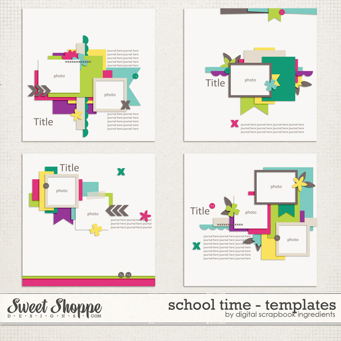 DSI_SchoolTime-Templates