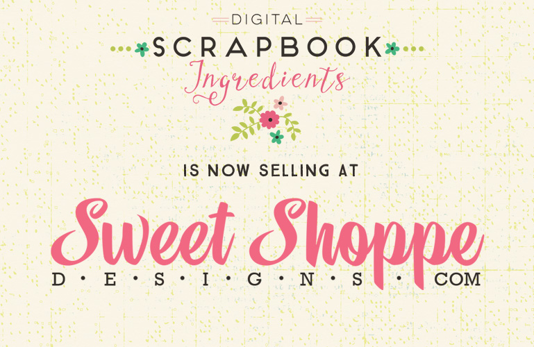 Announcement: Sweet Shoppe Designs