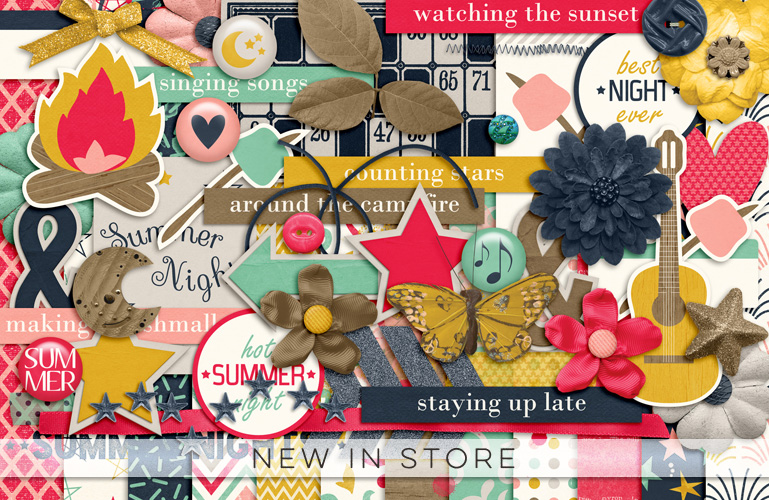 New in store: Summer Nights