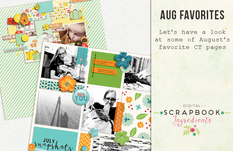 August CT Favorites