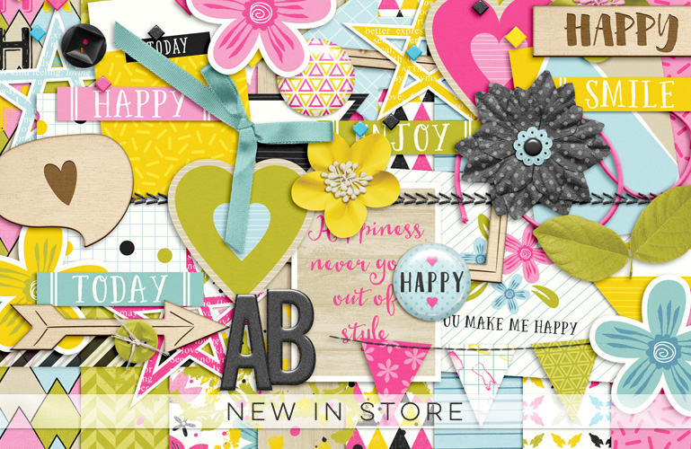 New in store: Just Be Happy