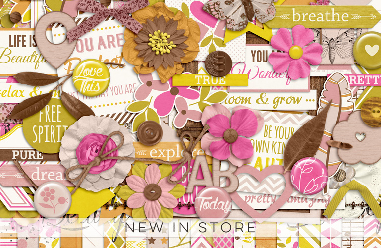 New in store: Natural Beauty