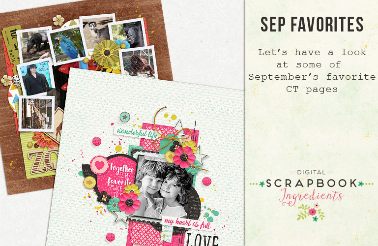 September CT Favorites