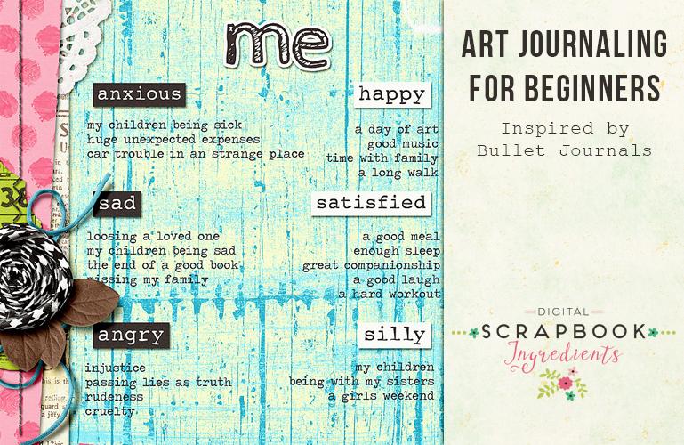 Art Journaling: Bullet Journals