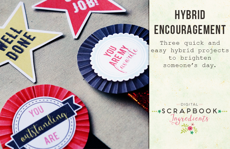 Hybrid: Encouragement