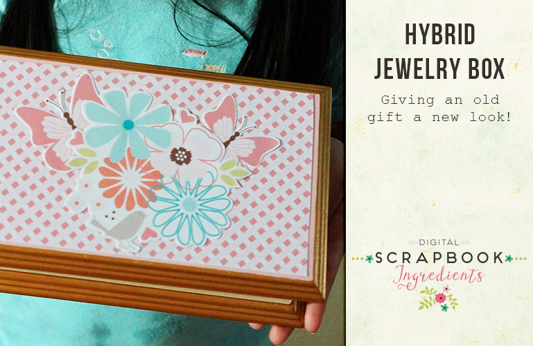 Hybrid: Jewelry box make-over