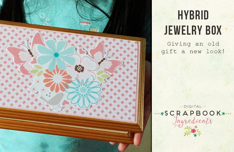 Hybrid: Jewelry box make-over