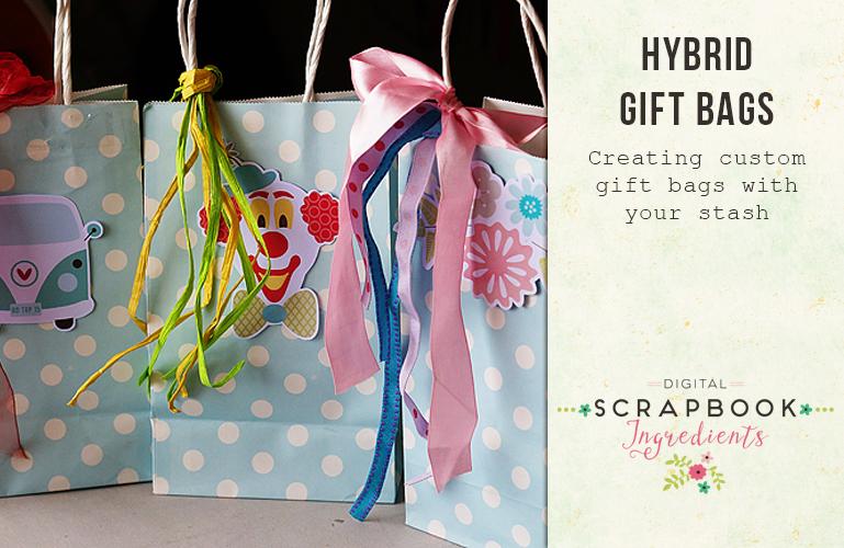 Hybrid: Gift bags