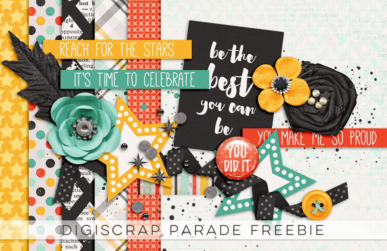DigiScrap Parade May 2016