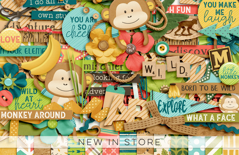 New in store: Cheeky Monkey