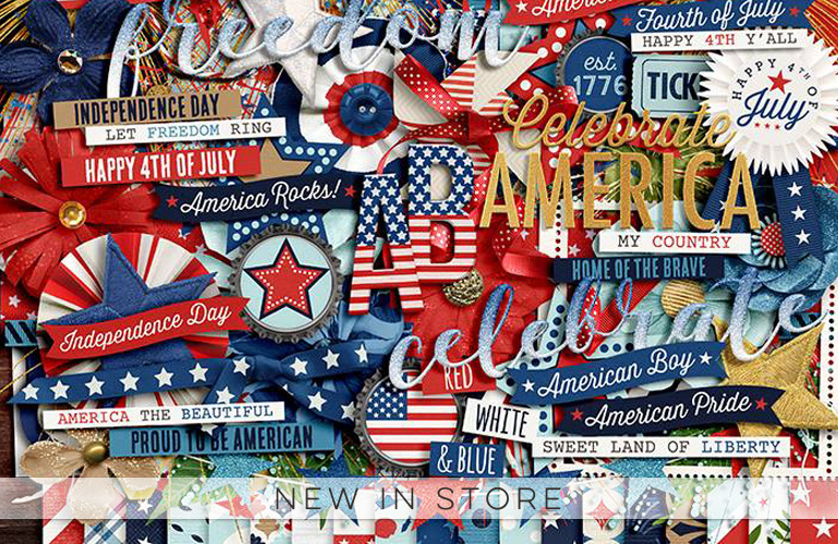 Patriotic Get Festive installments