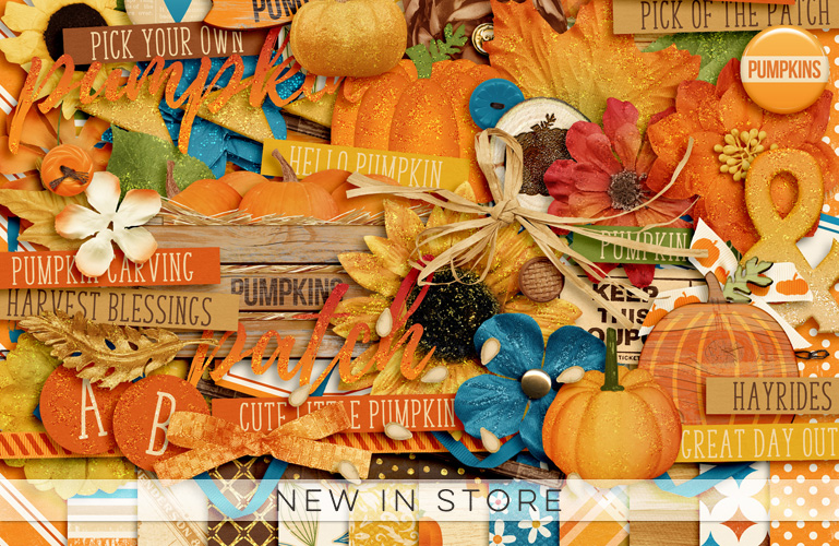 New in store: This Autumn – Pumpkin Patch