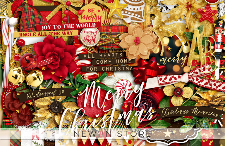 New in store: Get Festive: Christmas