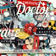 New - Accidentally - Digital Scrapbook Ingredients