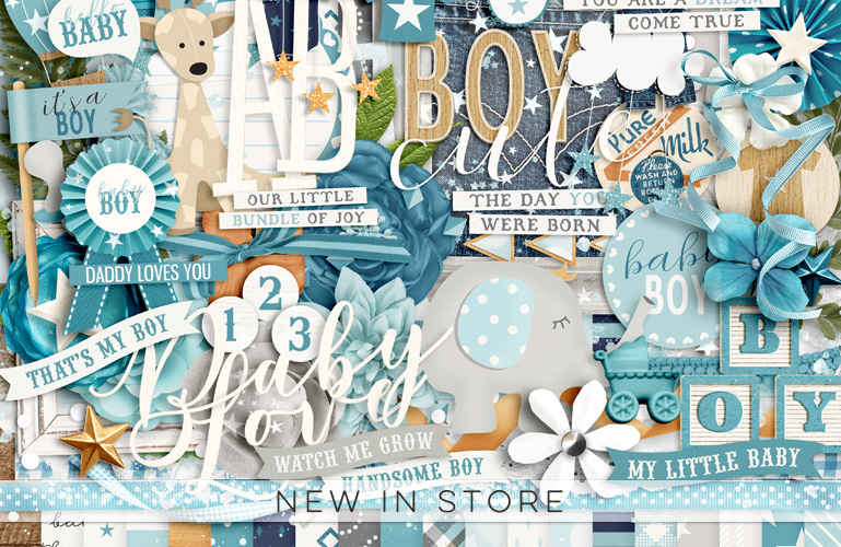 New in store: Grow Through Life-Baby Boy and Baby Girl