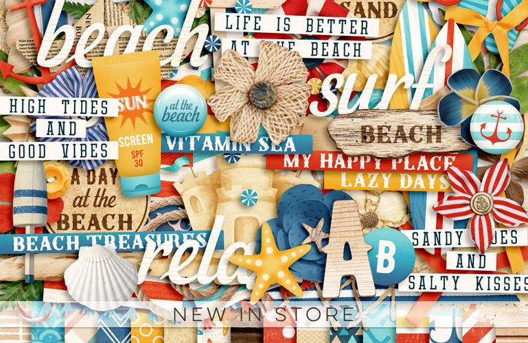Sun, Sand & Sea and storewide sale