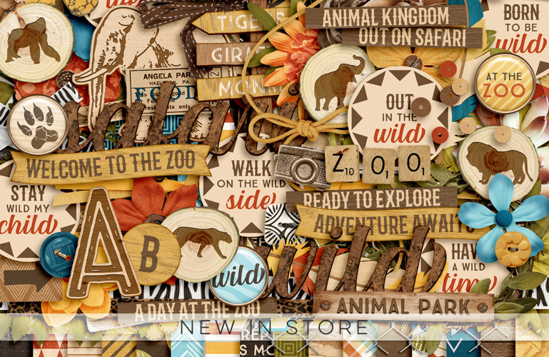 New in store: Day At The Zoo