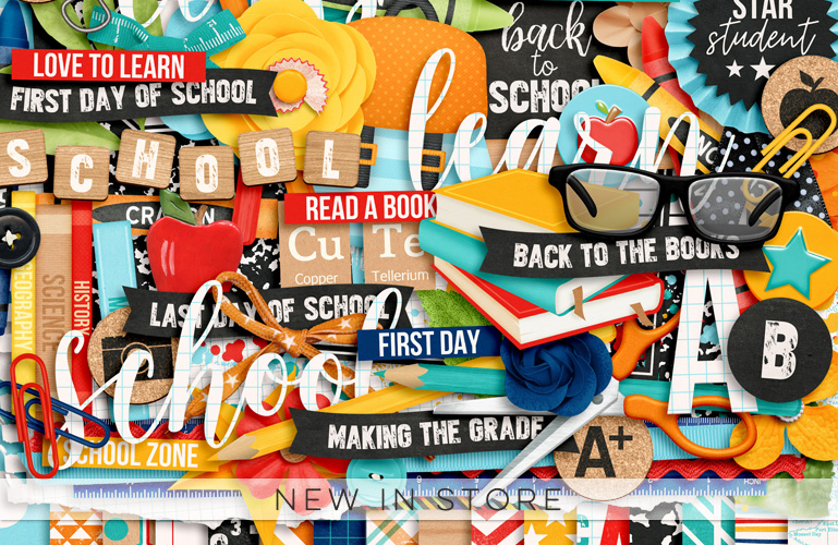 New in store: Back To School