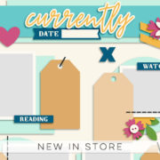 New - Templates - Digital Scrapbook Ingredients