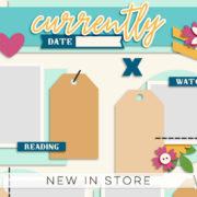 New - Templates - Digital Scrapbook Ingredients