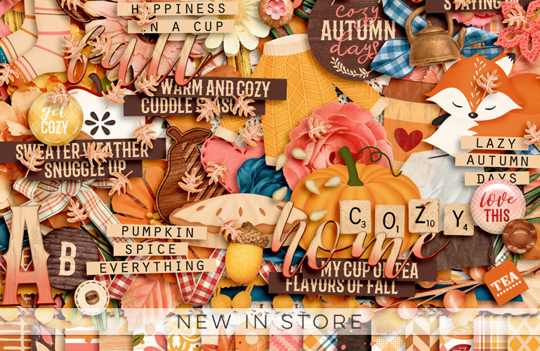 New in store: A Cozy Autumn