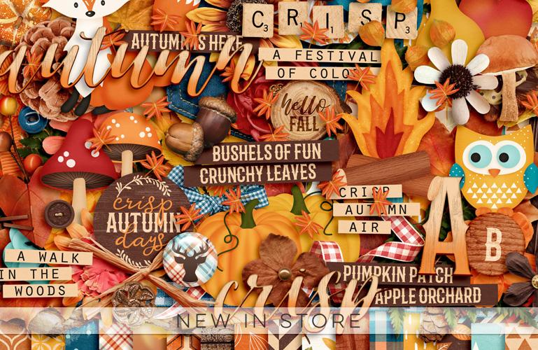 New in store: A Crisp Autumn