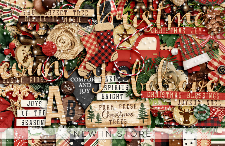 New in store: A Country Christmas