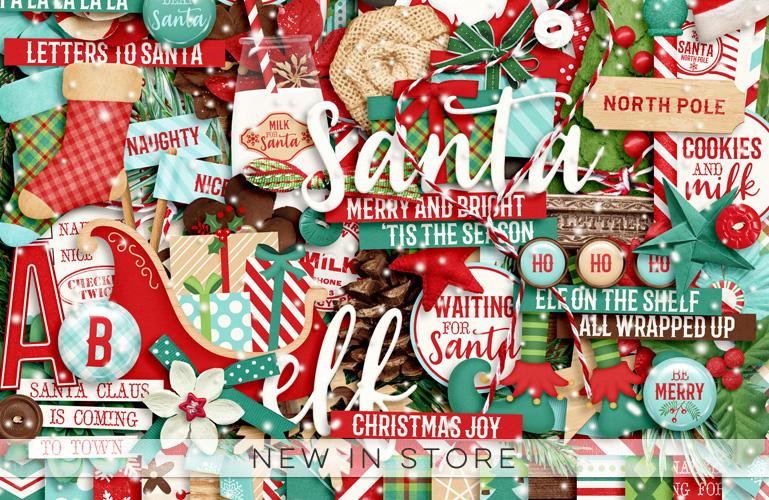 New in store: Christmas Season: Naughty or Nice