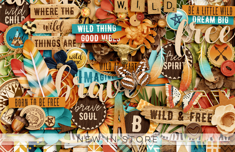 New in store: Wild Thing