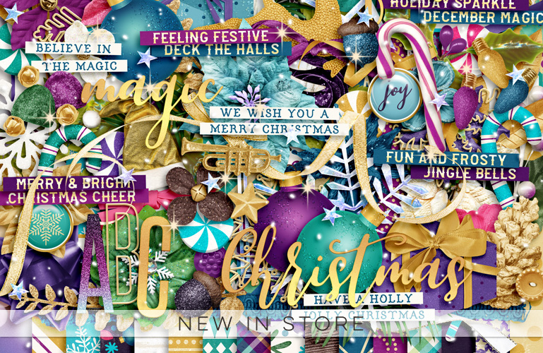 New in store: Christmas Cheer