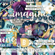 New - Dreams - Digital Scrapbook Ingredients