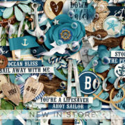 New - My Anchor - Digital Scrapbook Ingredients