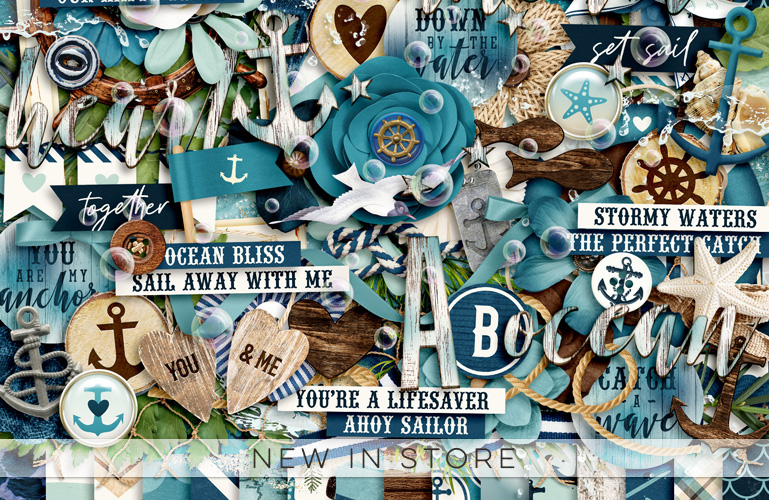 New in store: My Anchor