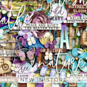 New - Fresh Air - Digital Scrapbook Ingredients