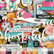 New - Current Life - Digital Scrapbook Ingredients